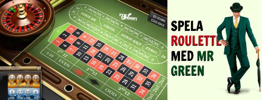 mrgreen roulette