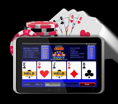 Mobile casino portal