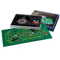 spela roulette med ett deluxe set