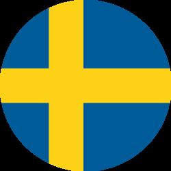 svensk flagga för casino