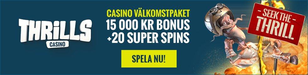 Thrills roulette casino