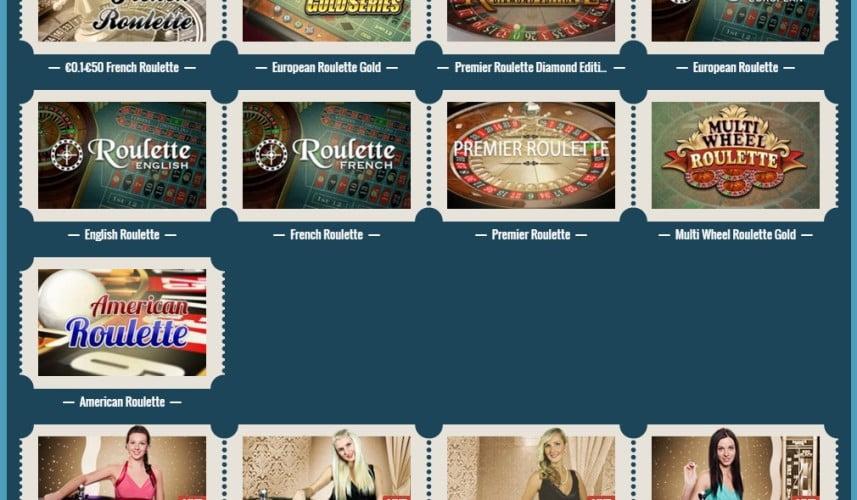 thrills roulette bonus